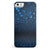 50 Shades of Unflocused Blue iPhone 5/5s or SE INK-Fuzed Case