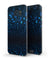 50 Shades of Unflocused Blue - Full Body Skin-Kit for the Samsung Galaxy S7 or S7 Edge