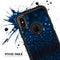 50 Shades of Unflocused Blue - Skin Kit for the iPhone OtterBox Cases