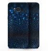 50 Shades of Unflocused Blue - Samsung Galaxy S8 Full-Body Skin Kit