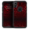 50 Shades of Unfocused Red - Skin Kit for the iPhone OtterBox Cases