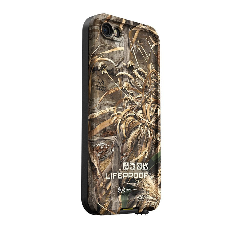 super popular ac8bd 11100 The Dark Flat Earth & Realtree Xtra LifeProof Limited-Edition Realtree  iPhone Case for the iPhone 5/5s
