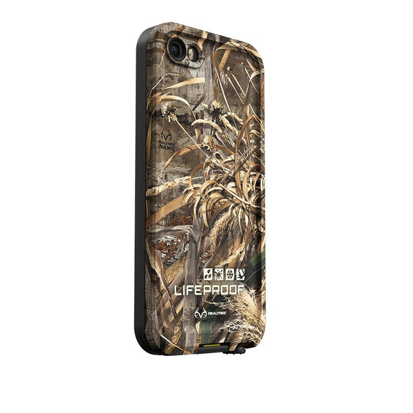 The Dark Flat Earth & Realtree Xtra LifeProof Limited-Edition Realtree iPhone Case for the iPhone 5/5s