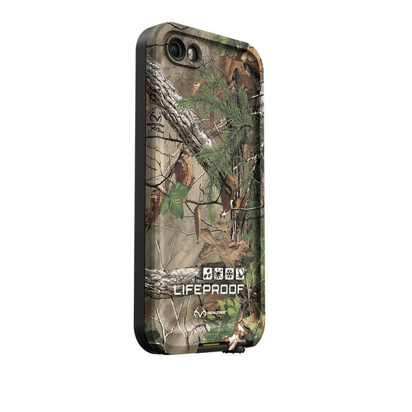 The Olive Drab Green & Realtree Xtra LifeProof Limited-Edition Realtree iPhone Case for the iPhone 5/5s