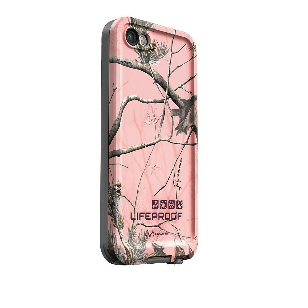 new concept 64470 d3a1f The Pink & Realtree Xtra LifeProof Limited-Edition Realtree iPhone Case for  the iPhone 5/5s