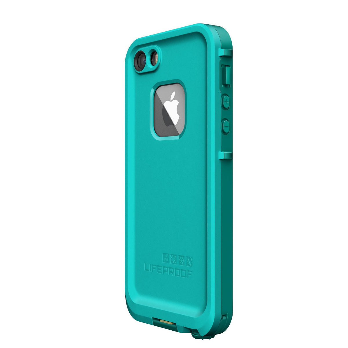pretty nice cf353 4662f The Teal LifeProof FRE Case for the iPhone 5s