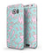 90's Zig Zag - Full Body Skin-Kit for the Samsung Galaxy S7 or S7 Edge