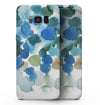 Absorbed Watercolor Texture v3 - Samsung Galaxy S8 Full-Body Skin Kit