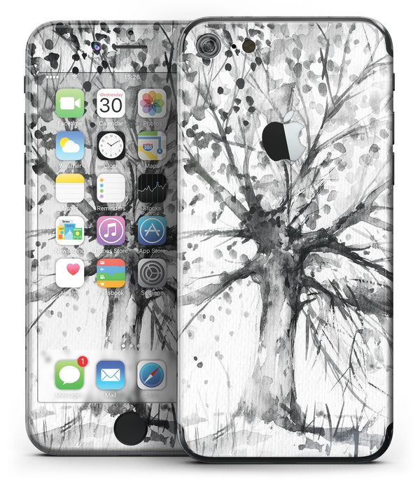 Abstract_Black_and_White_WaterColor_Vivid_Tree_-_iPhone_7_-_FullBody_4PC_v2.jpg