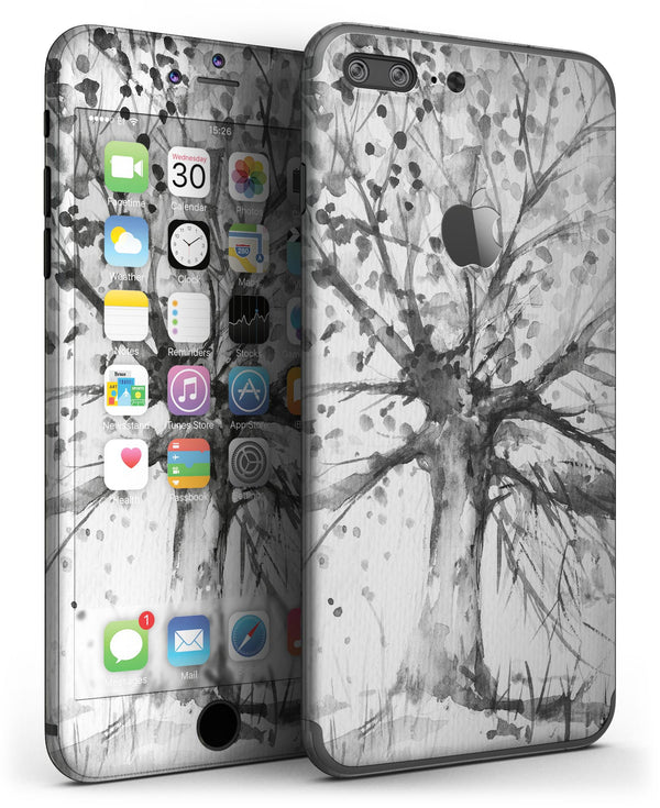 Abstract_Black_and_White_WaterColor_Vivid_Tree_-_iPhone_7_Plus_-_FullBody_4PC_v3.jpg