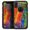 Abstract Bright Primary and Secondary Colored Oil Painting - Skin Kit for the iPhone OtterBox Cases