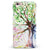 Abstract Colorful WaterColor Vivid Tree iPhone 6/6s or 6/6s Plus INK-Fuzed Case