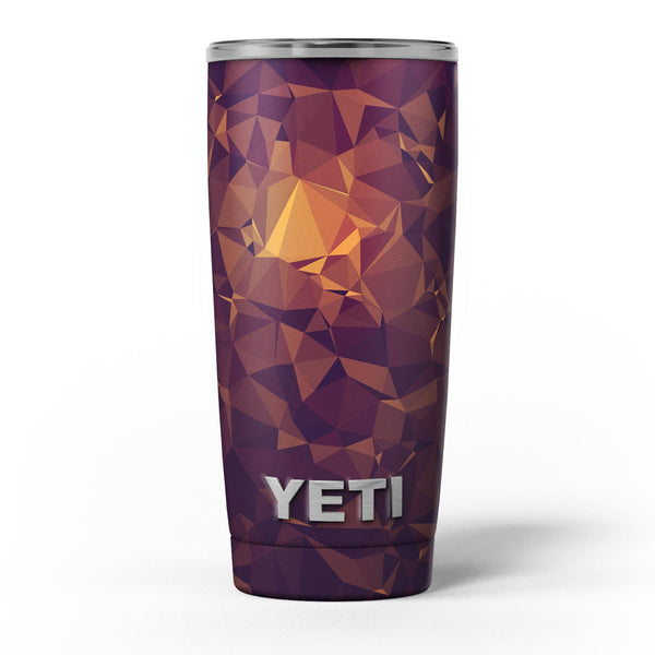 Abstract_Copper_Geometric_Shapes_-_Yeti_Rambler_Skin_Kit_-_20oz_-_V5.jpg