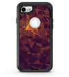 Abstract Copper Geometric Shapes - iPhone 7 or 8 OtterBox Case & Skin Kits