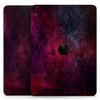 "Abstract Fire & Ice V18 - Full Body Skin Decal for the Apple iPad Pro 12.9"", 11"", 10.5"", 9.7"", Air or Mini (All Models Available)"