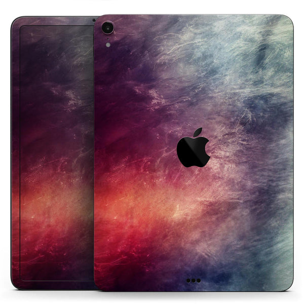 "Abstract Fire & Ice V19 - Full Body Skin Decal for the Apple iPad Pro 12.9"", 11"", 10.5"", 9.7"", Air or Mini (All Models Available)"