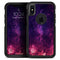 Abstract Fire & Ice V1 - Skin Kit for the iPhone OtterBox Cases