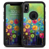 Abstract Flower Meadow - Skin Kit for the iPhone OtterBox Cases
