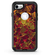 Abstract Geometric Lava Triangles - iPhone 7 or 8 OtterBox Case & Skin Kits