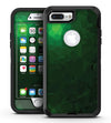 Abstract Green Geometric Shapes - iPhone 7 Plus/8 Plus OtterBox Case & Skin Kits