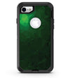 Abstract Green Geometric Shapes - iPhone 7 or 8 OtterBox Case & Skin Kits