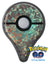 Abstract MultiColor Geometric Shapes Pattern Pokémon GO Plus Vinyl Protective Decal Skin Kit