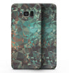 Abstract MultiColor Geometric Shapes Pattern - Samsung Galaxy S8 Full-Body Skin Kit
