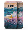 Abstract Oil Strokes - Samsung Galaxy S8 Full-Body Skin Kit