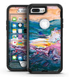 Abstract Oil Strokes - iPhone 7 Plus/8 Plus OtterBox Case & Skin Kits
