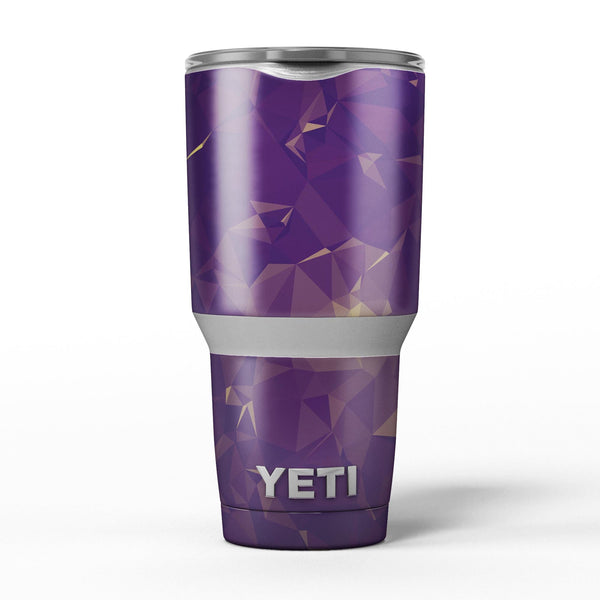 Abstract_Purple_and_Gold_Geometric_Shapes_-_Yeti_Rambler_Skin_Kit_-_30oz_-_V5.jpg