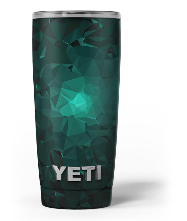 Abstract_Teal_Geometric_Shapes_-_Yeti_Rambler_Skin_Kit_-_20oz_-_V3.jpg