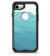 Abstract WaterWaves - iPhone 7 or 8 OtterBox Case & Skin Kits