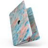 MacBook Pro without Touch Bar Skin Kit - Abstract_Wet_Paint_Coral_Blues-MacBook_13_Touch_V9.jpg?