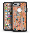 Abstract Wet Paint Coral Love - iPhone 7 Plus/8 Plus OtterBox Case & Skin Kits