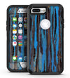 Abstract Wet Paint Dark Blues - iPhone 7 Plus/8 Plus OtterBox Case & Skin Kits