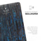 "Abstract Wet Paint Dark Blues v2 - Full Body Skin Decal for the Apple iPad Pro 12.9"", 11"", 10.5"", 9.7"", Air or Mini (All Models Available)"