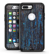 Abstract Wet Paint Dark Blues v2 - iPhone 7 Plus/8 Plus OtterBox Case & Skin Kits