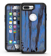Abstract Wet Paint Dark Blues v3 - iPhone 7 Plus/8 Plus OtterBox Case & Skin Kits