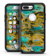 Abstract Wet Paint Gold - iPhone 7 Plus/8 Plus OtterBox Case & Skin Kits