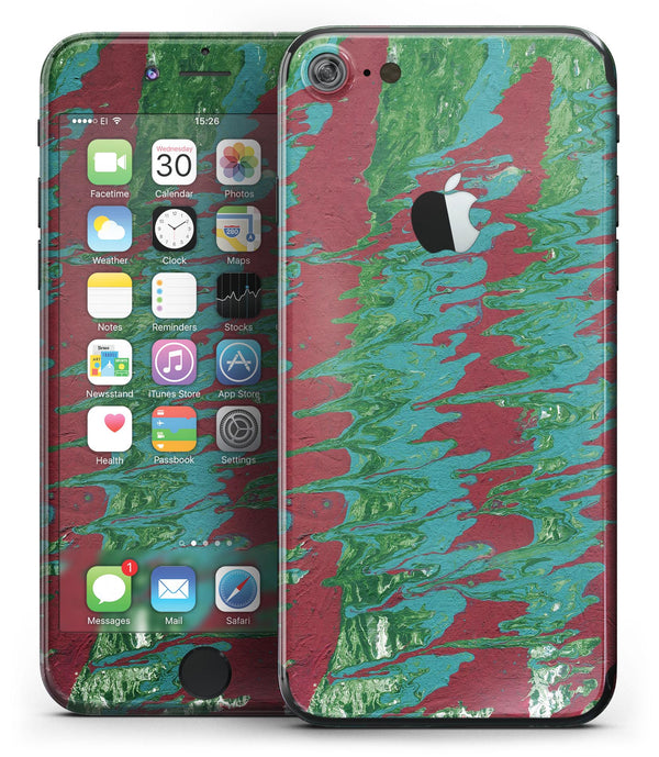 Abstract_Wet_Paint_Mint_Green_to_Red_-_iPhone_7_-_FullBody_4PC_v2.jpg