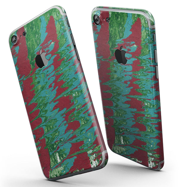 Abstract_Wet_Paint_Mint_Green_to_Red_-_iPhone_7_-_FullBody_4PC_v3.jpg