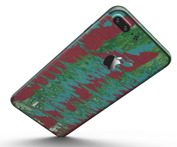 Abstract_Wet_Paint_Mint_Green_to_Red_-_iPhone_7_Plus_-_FullBody_4PC_v5.jpg