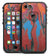 Abstract Wet Paint Retro V4 - iPhone 7 LifeProof Fre Case Skin Kit