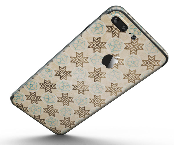 Aged_Aqua_Polygon_Pattern_-_iPhone_7_Plus_-_FullBody_4PC_v5.jpg