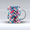 The-Angled-Colored-Pattern-ink-fuzed-Ceramic-Coffee-Mug