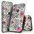 Animal Vibe Floral - 4-Piece Skin Kit for the iPhone 7 or 7 Plus