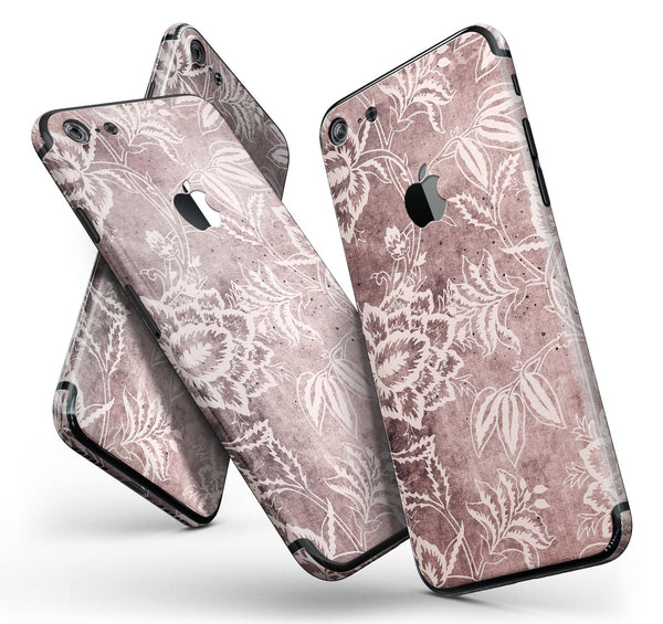 Antique_Marron_Floral_Damask_Pattern_-_iPhone_7_-_FullBody_4PC_v11.jpg