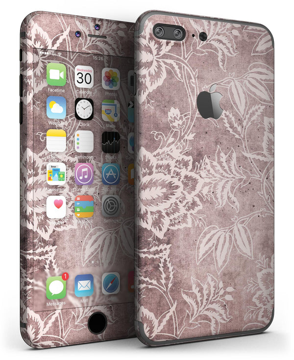 Antique_Marron_Floral_Damask_Pattern_-_iPhone_7_Plus_-_FullBody_4PC_v3.jpg