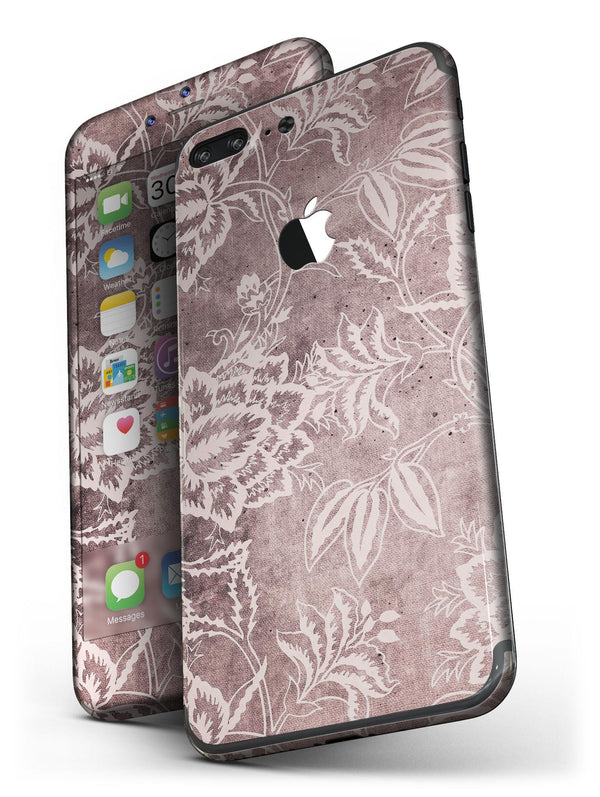 Antique_Marron_Floral_Damask_Pattern_-_iPhone_7_Plus_-_FullBody_4PC_v4.jpg
