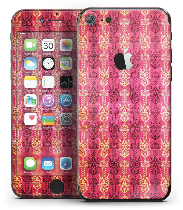 Antique_Pink_and_Yellow_Damask_Pattern_-_iPhone_7_-_FullBody_4PC_v2.jpg